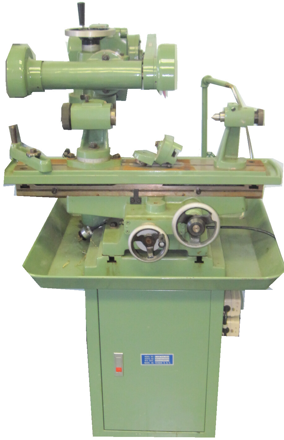 Blue Ridge Machinery And Tools Hurricane Wv Re Myford Reversing Switch Used Enco Universal Tool Cutter Grinder
